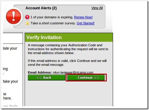 How To Use Your AccountExec Profile On Godaddy